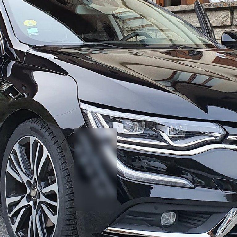 Taxi Villarodin-Bourget: Renault