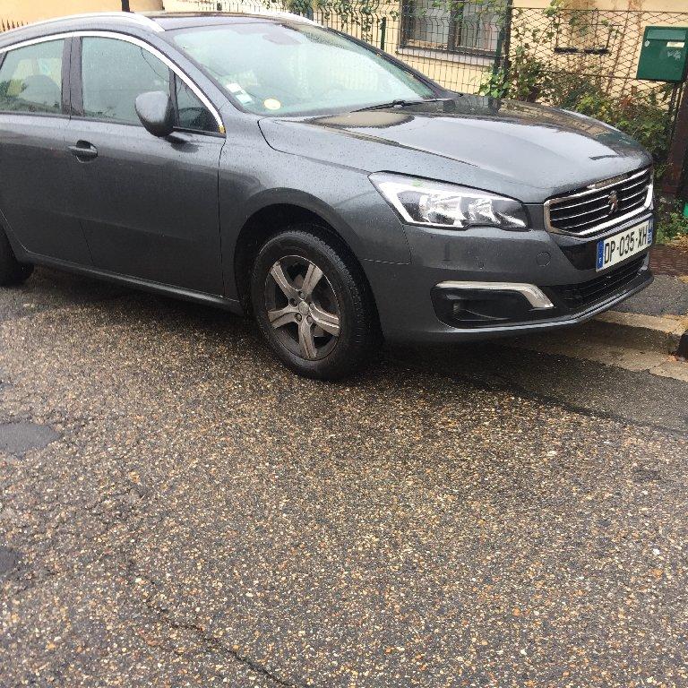 VTC Sarcelles: Peugeot