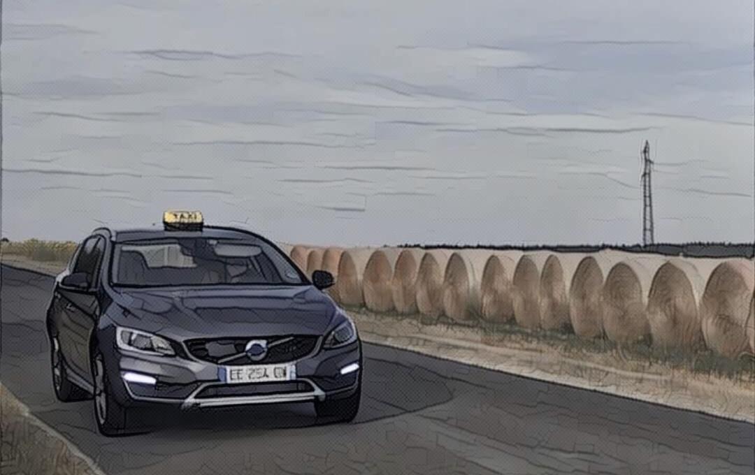 Taxi Les Aix-d'Angillon: Volvo