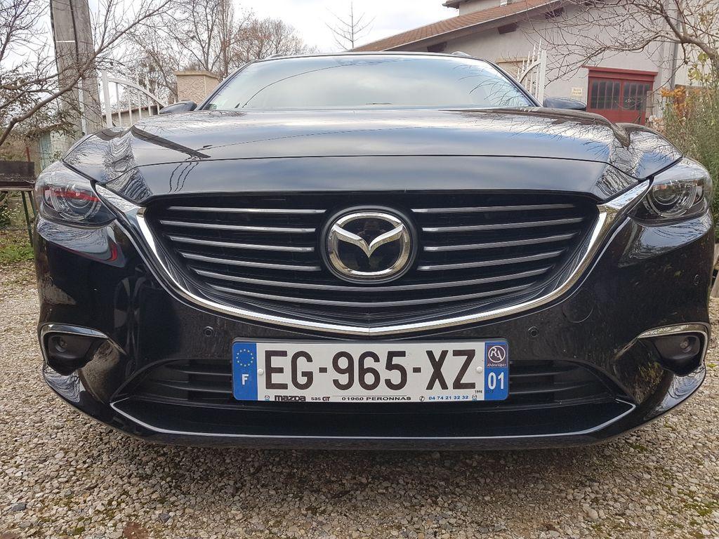 VTC Villieu-Loyes-Mollon: Mazda
