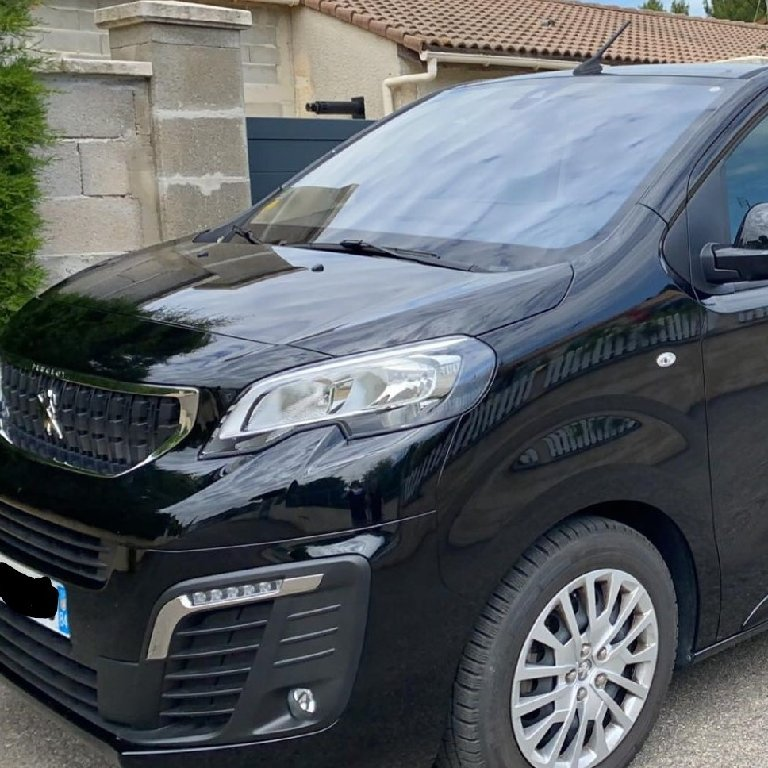 VTC Bollène: Peugeot