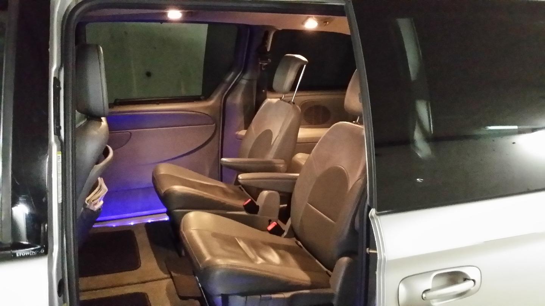 Taxi La Celle-Saint-Cloud: Chrysler