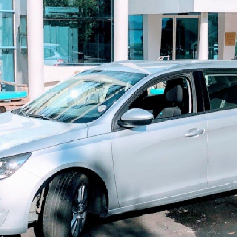 VTC Pietrosella: Peugeot