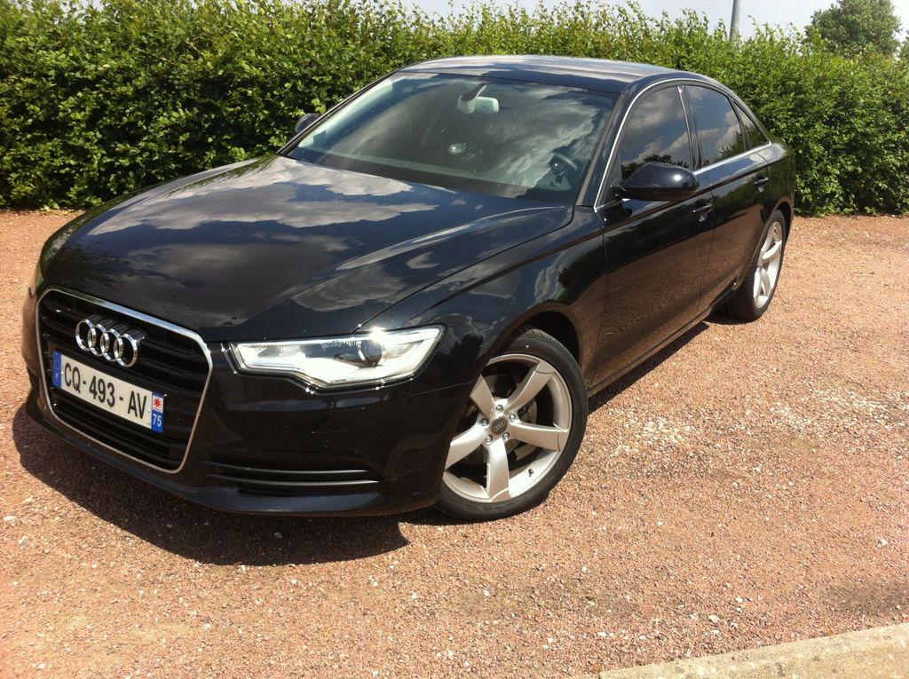 VTC Les Ulis: Audi