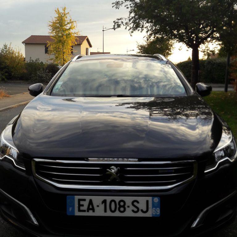 VTC Anse: Peugeot