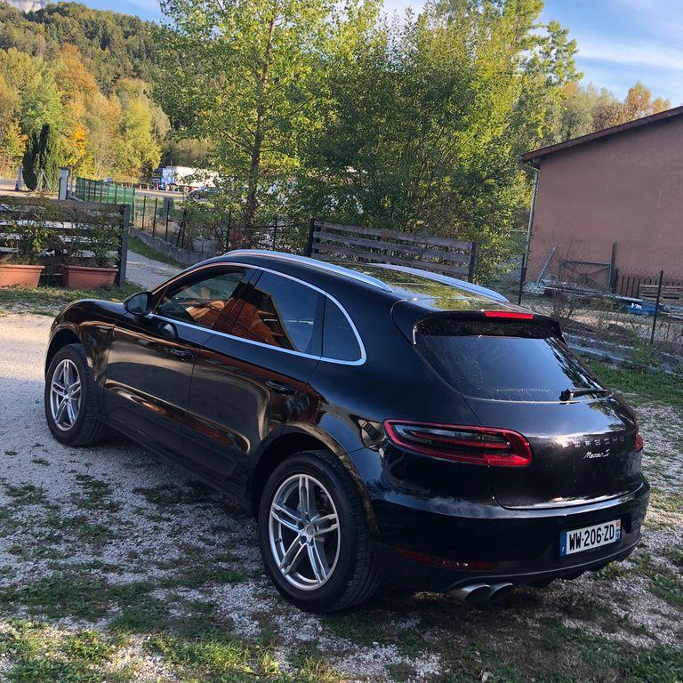 VTC Charvonnex: Porsche