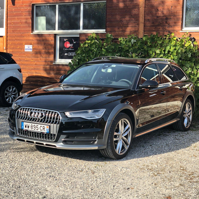 VTC Charvonnex: Audi