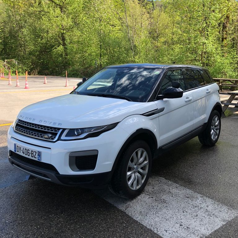 VTC Charvonnex: Land Rover