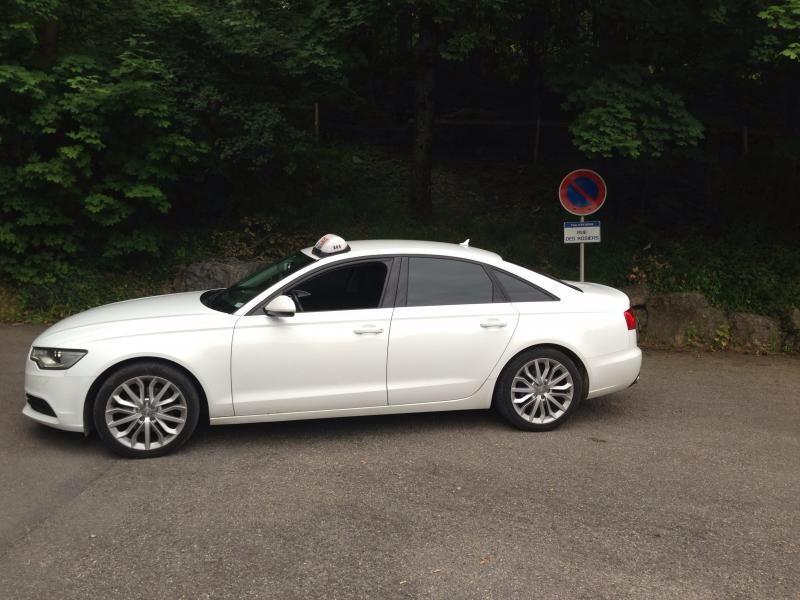 Taxi La Côte-Saint-André: Audi
