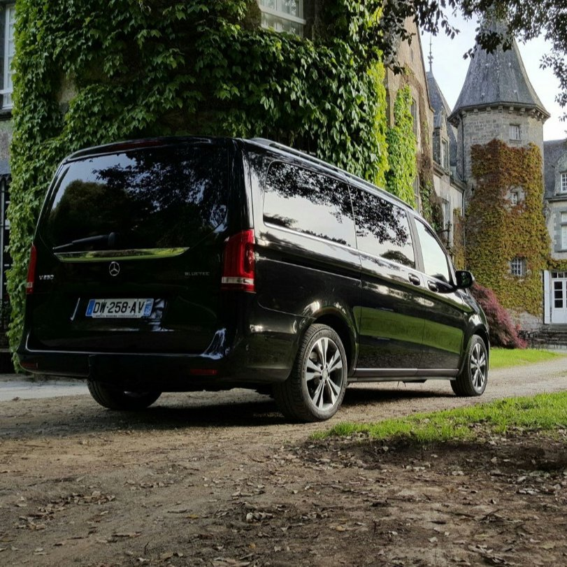 Taxi Redon: Mercedes