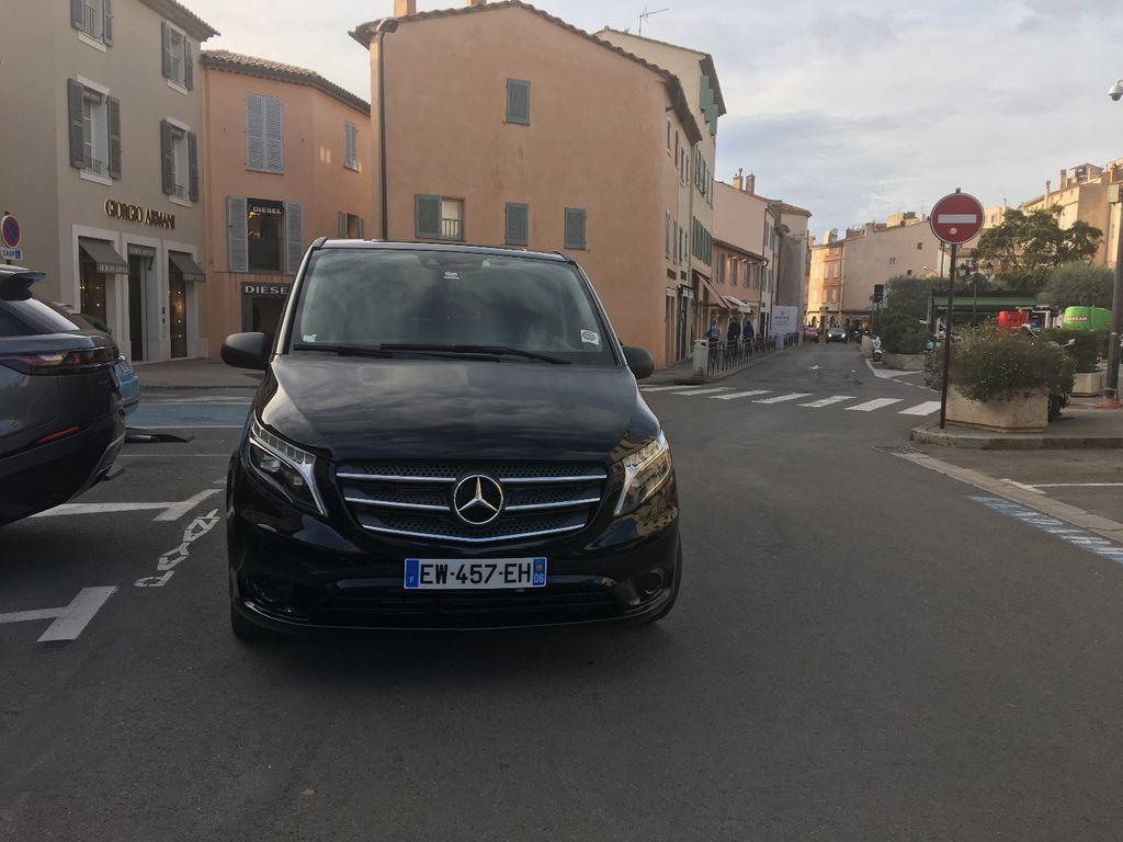 VTC Peymeinade: Mercedes