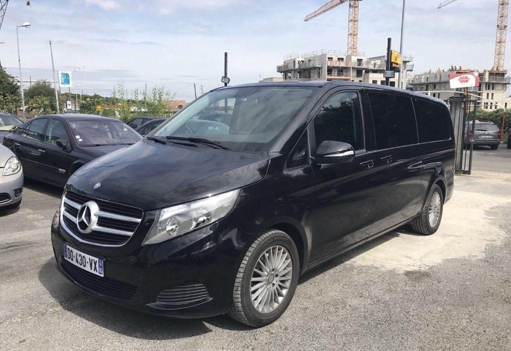 VTC Bruyères-sur-Oise: Mercedes