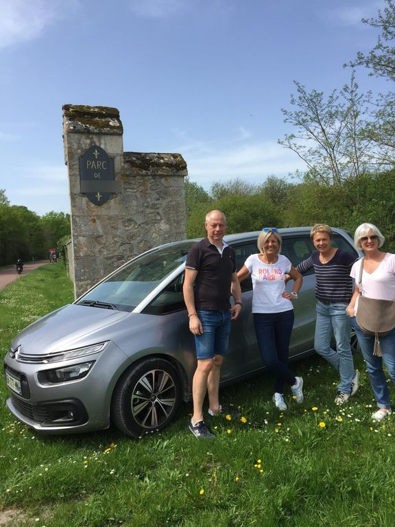 VTC Thoury: Citroën