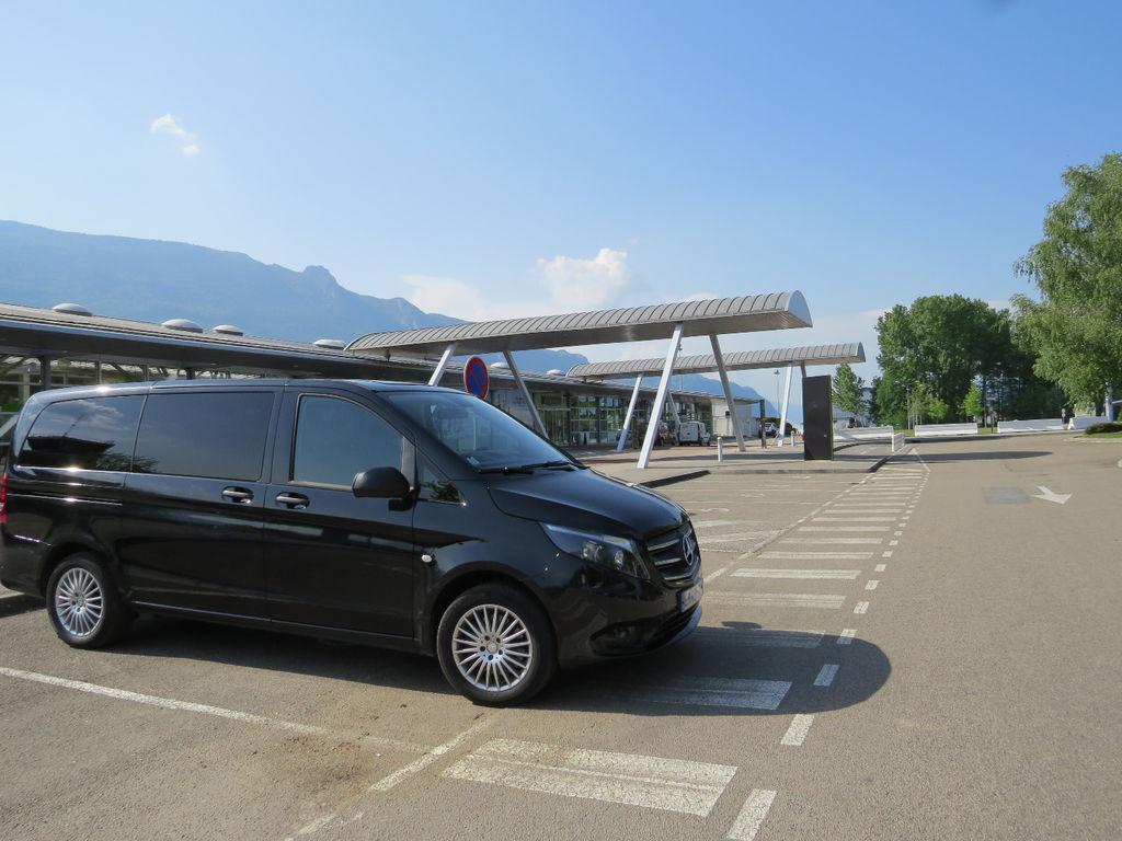 VTC Aix-les-Bains: Mercedes