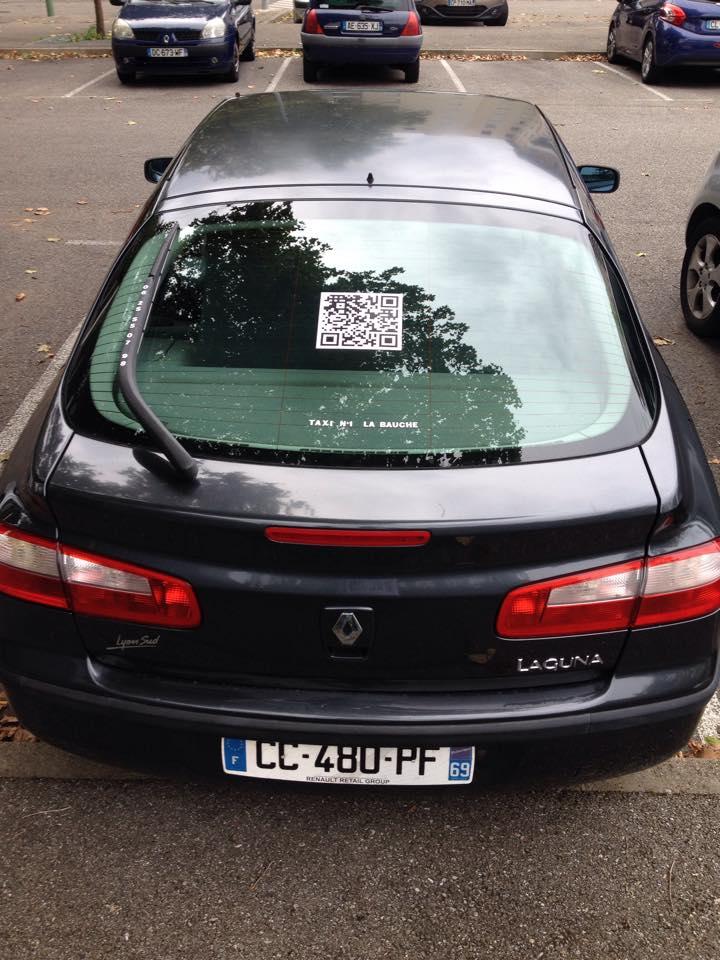 Taxi La Motte-Servolex: Renault