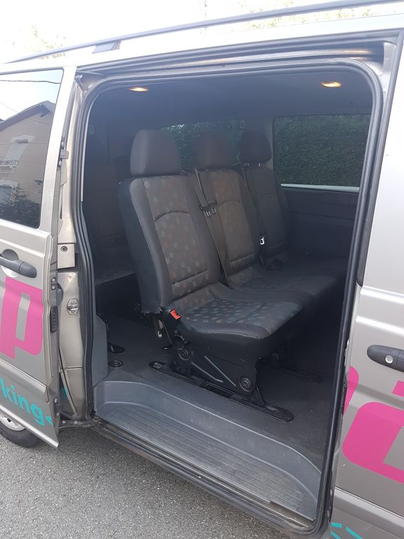 Taxi Hombourg: Mercedes