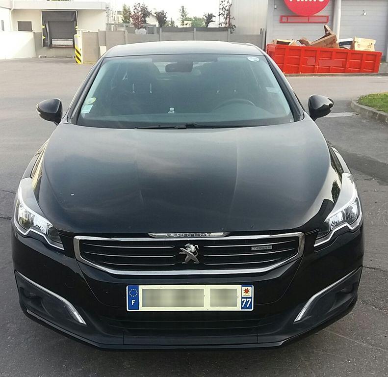 VTC Sainte-Aulde: Peugeot