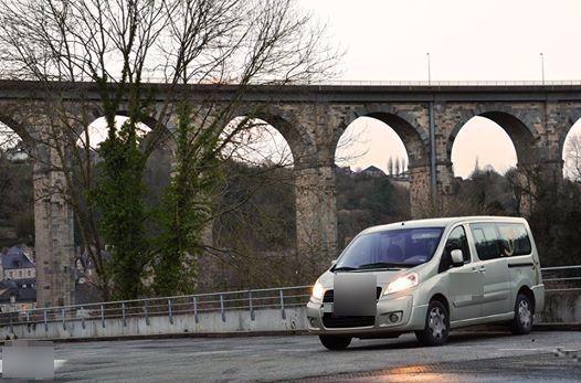 Taxi Dinan: Fiat