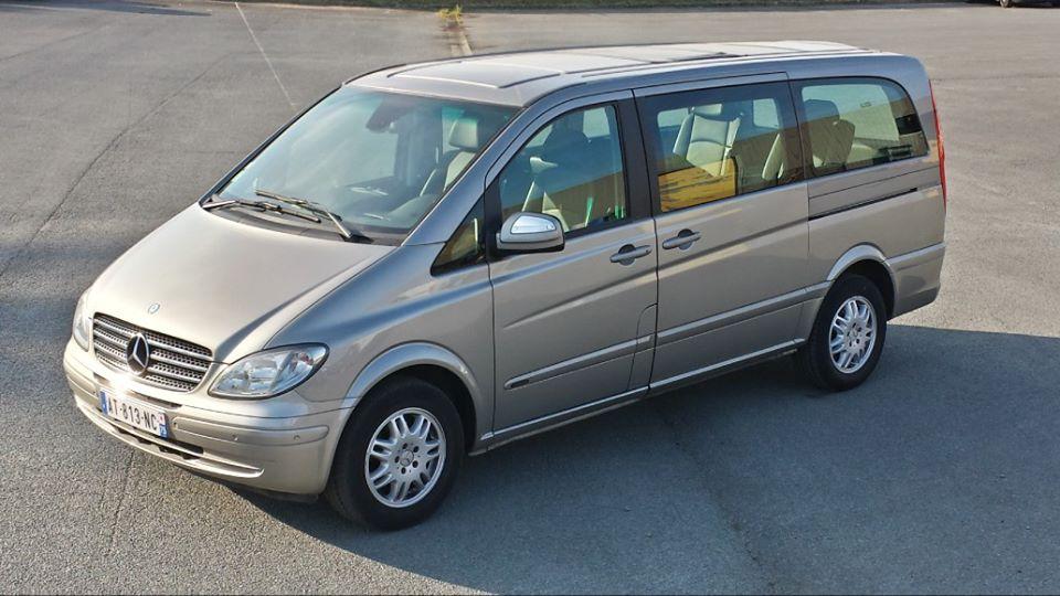 Taxi Dinan: Mercedes