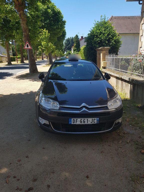 Taxi Quinssaines: Citroën