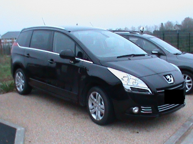 Taxi Abbecourt: Peugeot