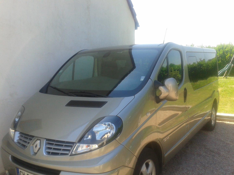 Taxi Abbecourt: Renault
