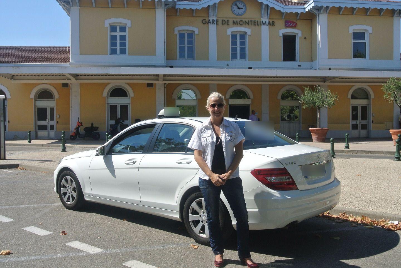 Taxi Le Teil: Mercedes