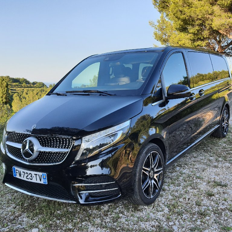 VTC Sanary-sur-Mer: Mercedes