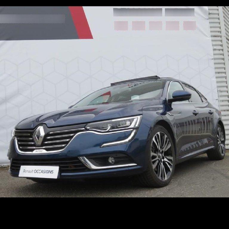 VTC Trans-en-Provence: Renault