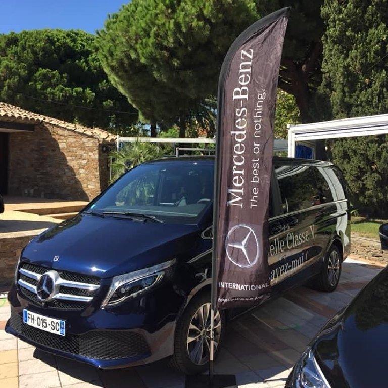 VTC Trans-en-Provence: Mercedes