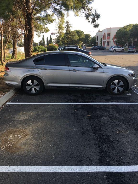 VTC Marseille: Volkswagen