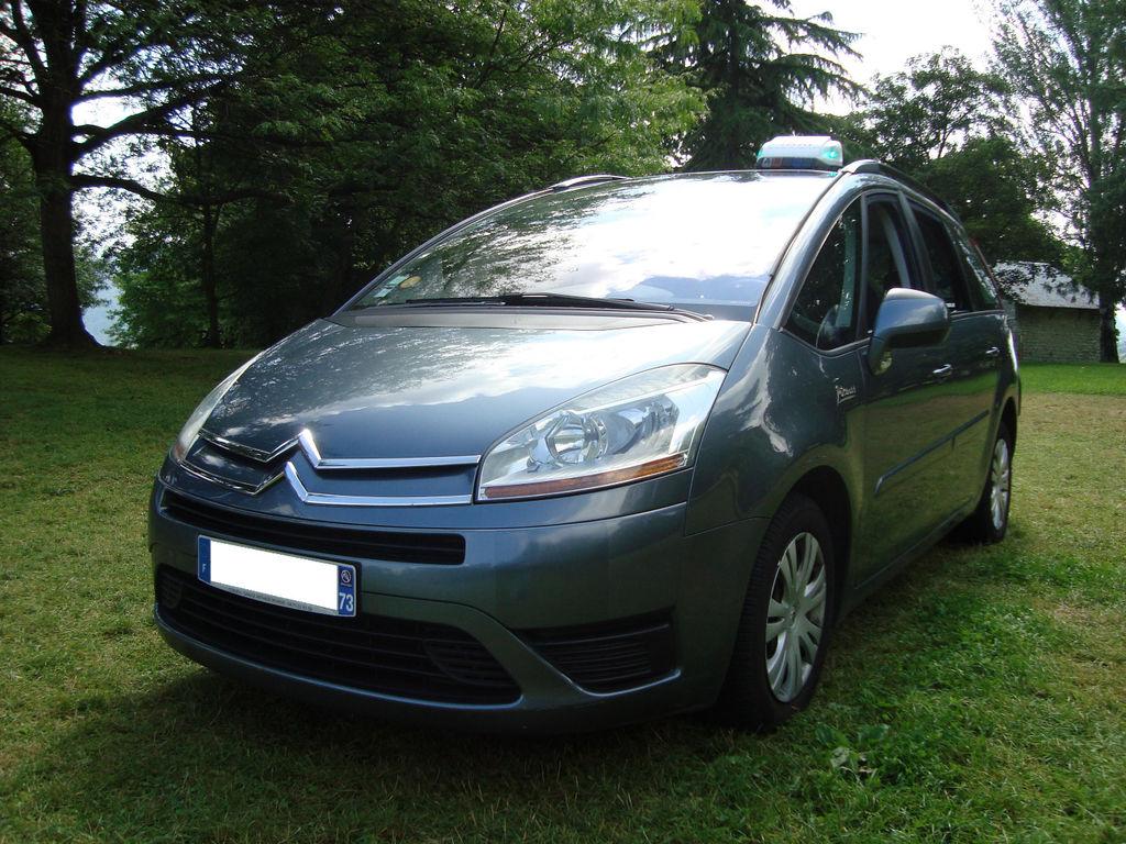 Taxi Jacob-Bellecombette: Citroën