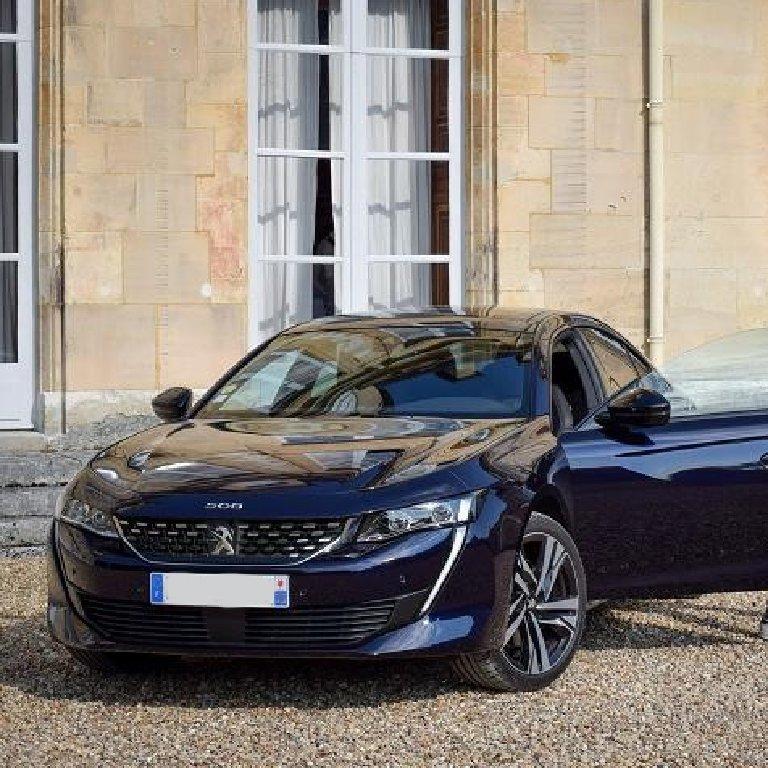 VTC Labastide-Rouairoux: Peugeot