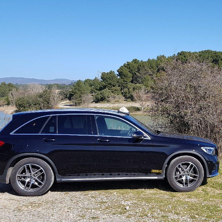 Taxi Berriac: Mercedes
