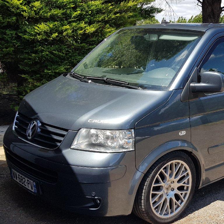 Taxi Berriac: Volkswagen