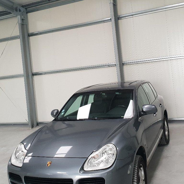 Taxi Chevincourt: Porsche