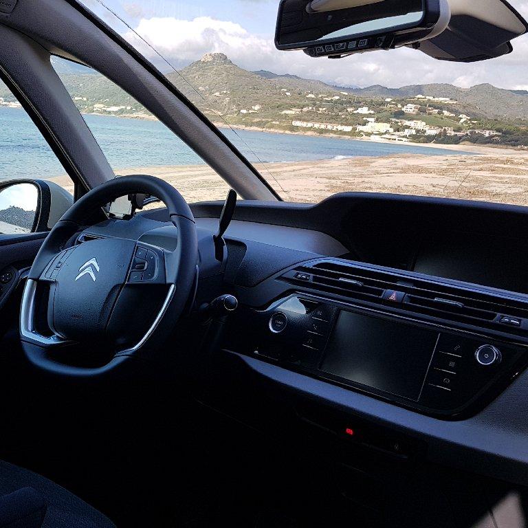 VTC Alata: Citroën
