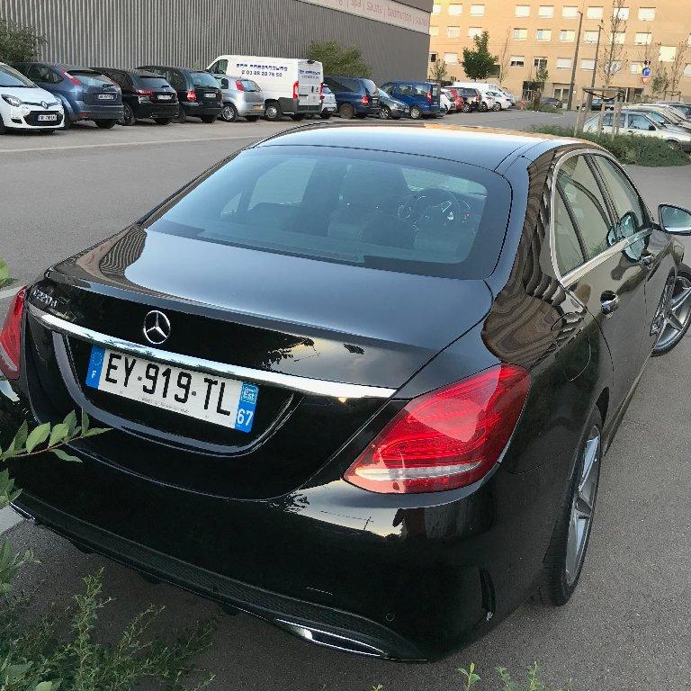 VTC Strasbourg: Mercedes