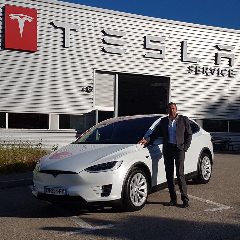 VTC Gardanne: Tesla