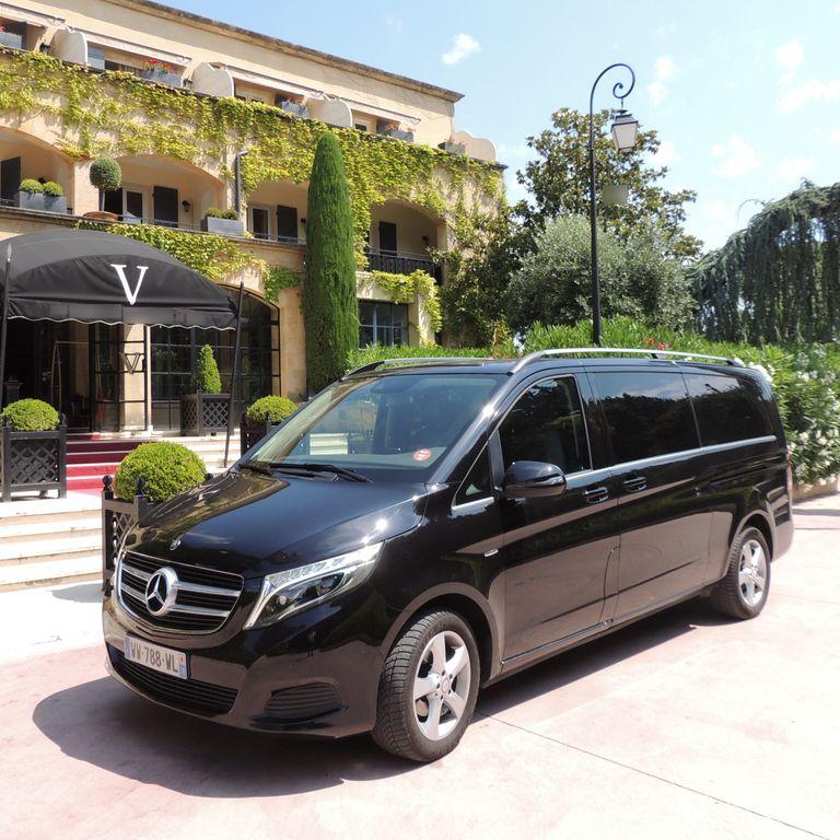 VTC Cavaillon: Mercedes