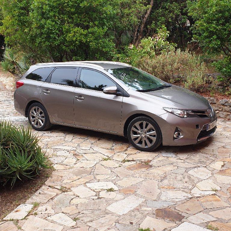 VTC Montauroux: Toyota