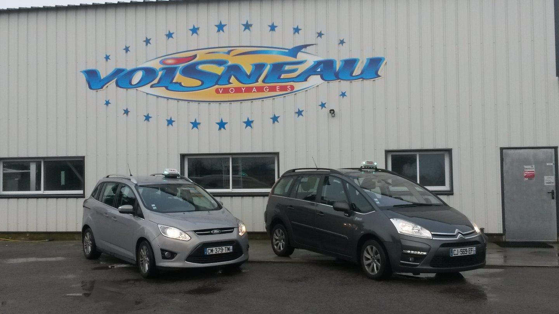 Taxi Landevieille: Citroën