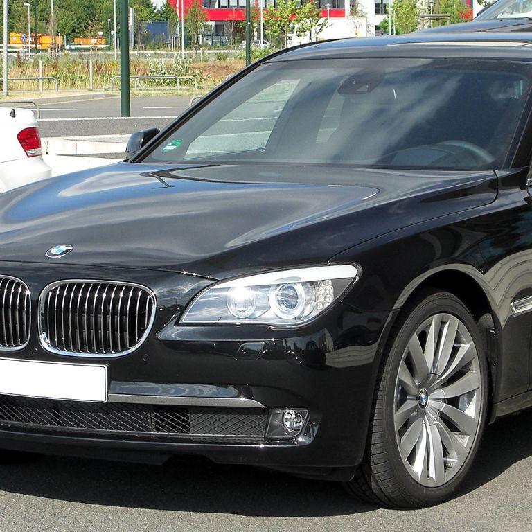 Taxi Labruguière: BMW