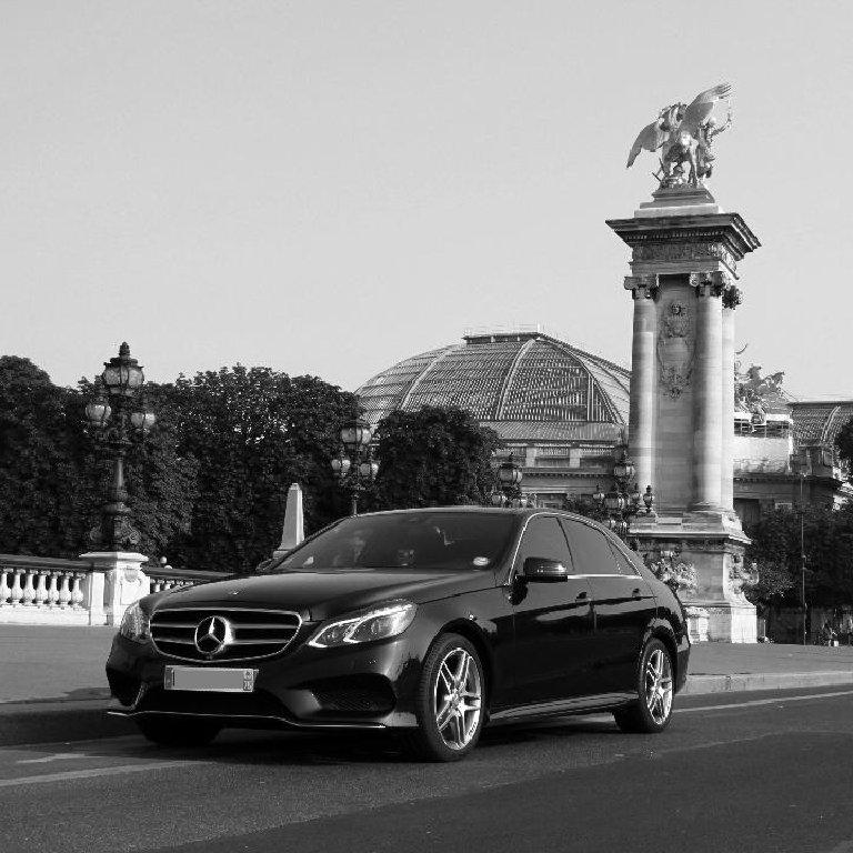 VTC Les Pavillons-sous-Bois: Mercedes