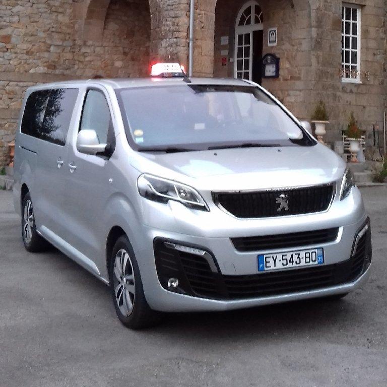 Taxi Balazé: Peugeot