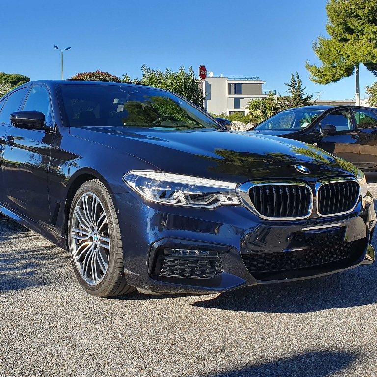 VTC Saint-Laurent-du-Var: BMW