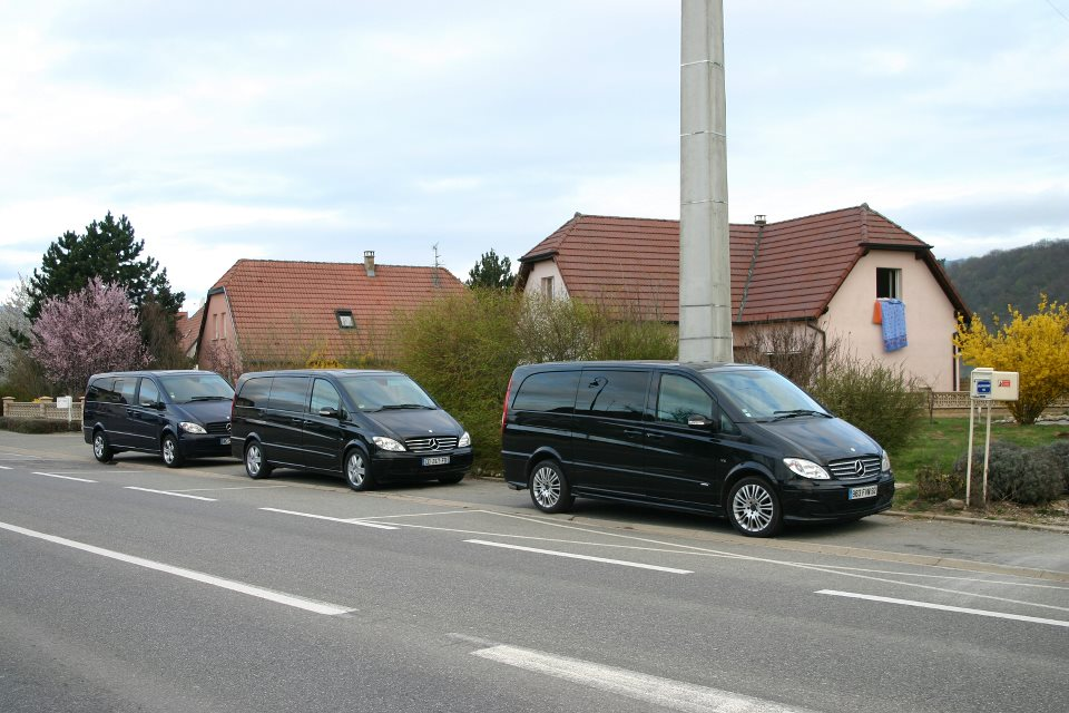 VTC Guewenheim: Mercedes