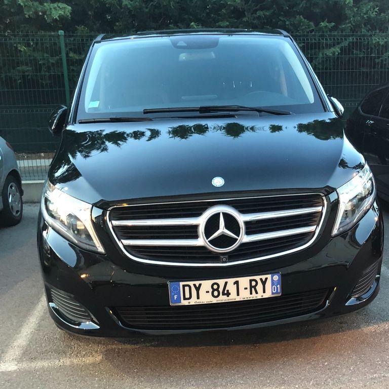 VTC Venelles: Mercedes