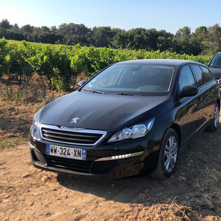 VTC Venelles: Peugeot