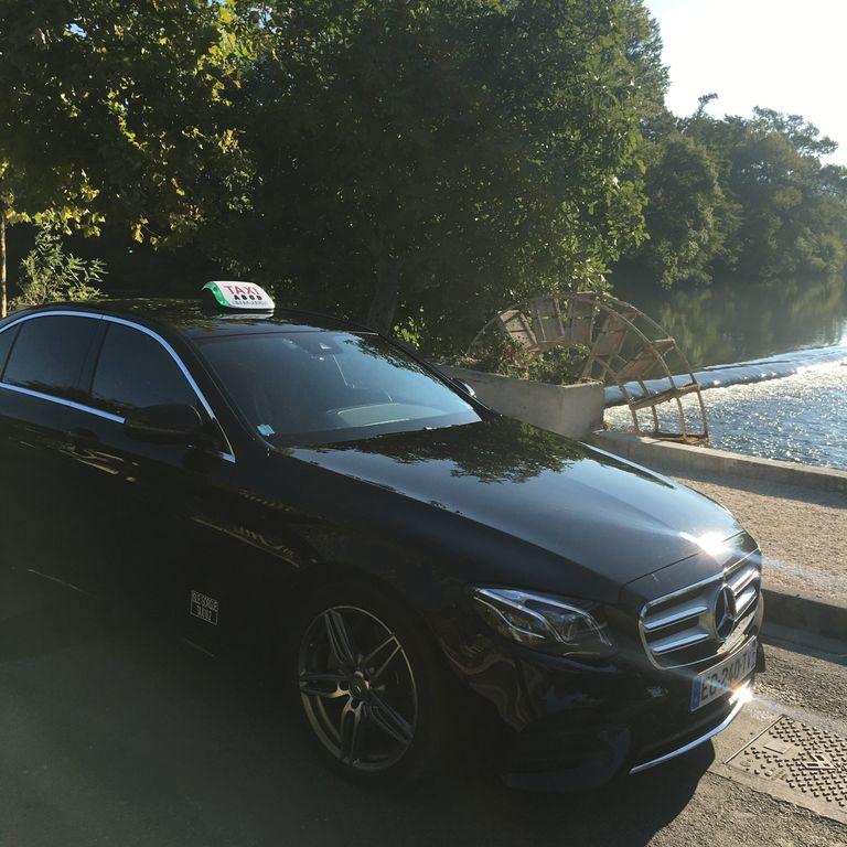 Taxi L'Isle-sur-la-Sorgue: Mercedes